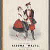 The original Redowa waltz ... by Jullien