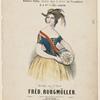 La redowatschka, rédowa-polka. dansée dans le ballet La vivandière par Mr. & Mme. St. Léon-Cerrito, arrangée pour le piano par Fréd. Rurgmüller [sic]
