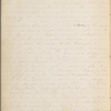 Journal. Rome to Florence, Feb. 14, 1858 - Mar. 15, 1858.