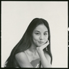 Studio portrait of Mari Kajiwara