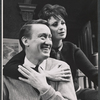 Tom Poston and Ellen Weston in the stage production Mary, Mary
