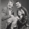 Gabriel Dell, Anne Jackson and Larry Blyden in the Broadway production of Luv
