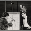 Dorothy Loudon, Tom Bosley and Herb Edelman [background] from the touring company of the stage production Luv