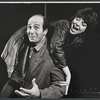 Herb Edelman and Dorothy Loudon from the touring company of the stage production Luv