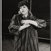 Dorothy Loudon from the touring company of the stage production Luv