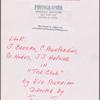 Joanne Beretta, Carole Monferdini, Gloria Hodes, Julie Hafner