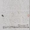 Hawthorne, Nathaniel, ALS to. Aug. 15, [1845]