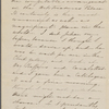 Hawthorne, Nathaniel, AL to. Aug. 16, [1857?].