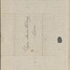 [Peabody,] Elizabeth [Palmer, sister], ALS to SAPH. Dec. 24, 1823.