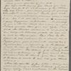 [Peabody,] E[lizabeth Palmer, sister], AL  to SAPH. Mar. 3, [n.y.].