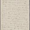 P[eabody,] E[lizabeth] P[almer, sister], ALS to SAPH. [1833?].