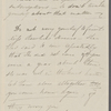 [Peabody,] E[lizabeth Palmer, sister], ALS to SAPH, with ANS from MTPM. [n.d.]