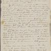 [Peabody, Elizabeth Palmer, sister], AL to SAPH. [n.d.].