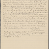Dowden, Edward, 9 letters to. Copied and abstracted by Dowden for Bliss Perry. Aug. 22, 1871 - Nov. 21, 1888.