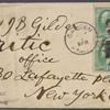 [Gilder], [J. G. & J. B.], ALS to. Dec. 21, 1882.
