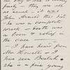 [O'Connor], Ellen, ALS to. Jun. 29, [1871].