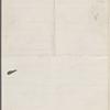 [O'Connor], Ellen, ALS to. [Jan. 16, 1874].