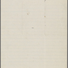 [O'Connor], [William D.], ALS to. May 26, 1886.