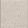 Walt Whitman papers, 1854-1892