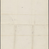 Riley, W. H. Copy in an unknown hand of a letter to Walt Whitman. Apr. 4, 1879.