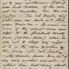 [Whitman], [Louisa Van Velsor], mother, ALS to. Jun. 30, 1863.