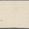 [The Critic], [Editor of] ANS to. Nov. 15, 1887. Previously, unknown recipient.