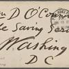 Miscellaneous autograph material