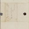 Hawthorne, Maria Louisa, ALS to, with postscript by Nathaniel Hawthorne. Jul. 9, 1843.