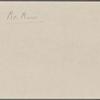 [Mann], Mary [Tyler] Peabody, ALS to. Jul. 6, 1825.