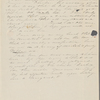 [Mann], Mary T[yler] Peabody, ALS to. Sep. 5, 1827.
