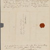 [Mann], Mary T[yler] Peabody, ALS to. Oct. 14, [1829].