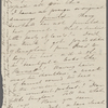 [Mann, Mary Tyler Peabody], ALS to. [Sep./Oct. 1832].