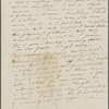 [Mann], Mary [Tyler] Peabody, AL to. [n.m.] 15, [1832].