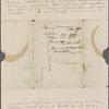 [Mann], M[ary] T[yler] Peabody, ALS to. [Nov. 21, 1832].