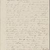 [Mann], Mary [Tyler Peabody] & Elizabeth [Palmer Peabody], ALS to. [Apr. 7,8,9, 1833].