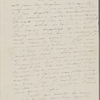 [Mann], Mary [Tyler Peabody], ALS to. Apr. 13, [1833].