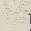 [Mann], M[ary] T[yler] Peabody, ALS to. [before Mar. 28] [1835].