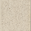 [Mann, Mary Tyler Peabody], AL (incomplete?) to. Jun. 14, 1835.