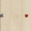 [Mann], Mary [Tyler Peabody], ALS to. [1835-36?].