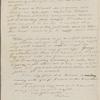 Peabody, Elizabeth P[almer], sister, ALS to. Nov. 2, 1822.