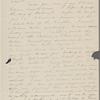 [Peabody,] Elizabeth [Palmer, sister], ALS to. [n.m.] 25, [1833]