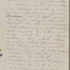 [Peabody,] Elizabeth [Palmer, sister,] ALS to. Jan. 1857.