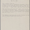 [Peabody,] Elizabeth [Palmer, sister,] ALS to. May 29, 1858.