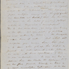 Peabody, Nathaniel, father, ALS to. Jun. 10, 1849.