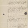 Alcott, A[mos] Bronson, ALS, to SAPH. Sep. 12, 1836.