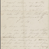 H[awthorne], E[lizabeth] M[anning], ALS to SAPH. Mar. 16, [n.y.]