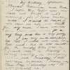 Hawthorne, Julian, ALS (incomplete) to SAPH and Una Hawthorne. [Jun. 22], [1867?].