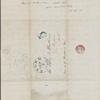 H[awthorne], M[aria] L[ouisa], ALS to SAPH. Sep. 3, 1845.