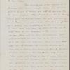 Hawthorne, M[aria] L[ouisa], ALS to SAPH. Sep. 12, 1845.