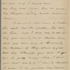 H[awthorne], M[aria] L[ouisa], ALS to SAPH. May 15, 1852.